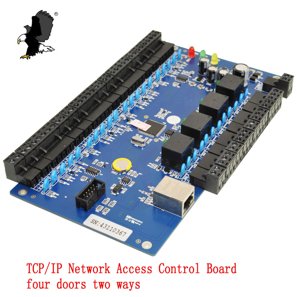 Ie Web Access Control Board Door Controller 4 Doors One Way Opener Remote Circuit From Reliable Generic Wiegand Ca 3240bt Tcp Ip Network Intelligent Four Two Ways Support Wg26 Carea