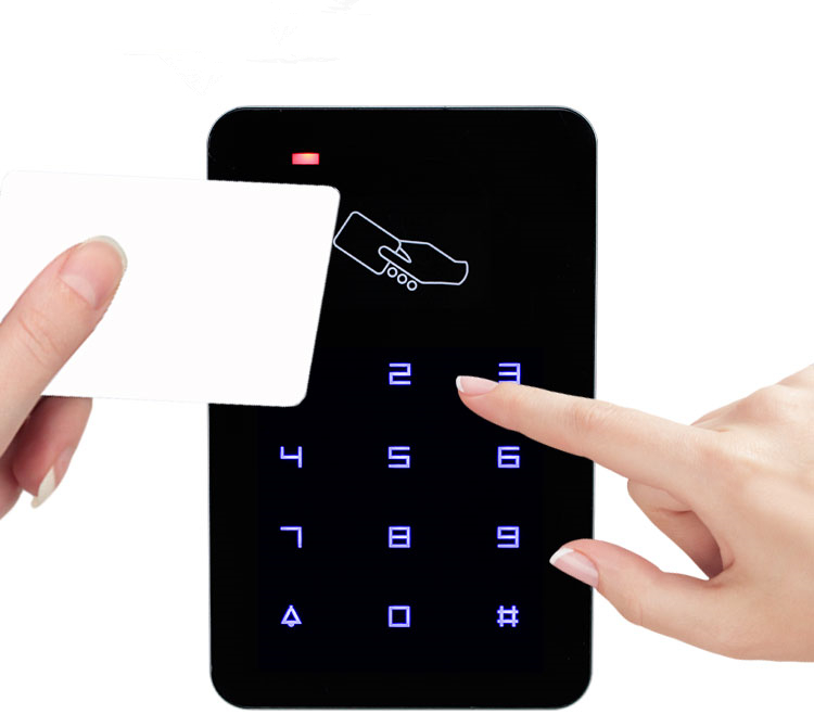 Remote Control RFID Keypad Door Access Control Security